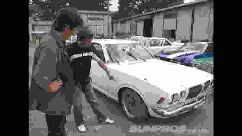 のむけん&スモーキー 大助商店の昭和車に乗ろう  D1SL Vol 11 ①