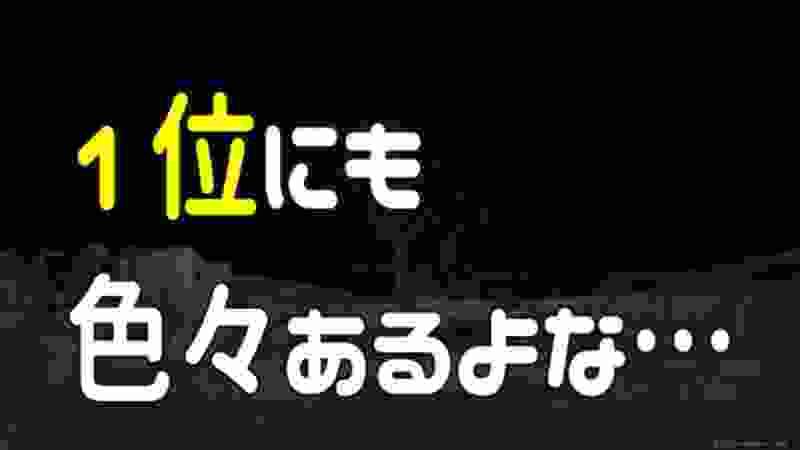 荻野由佳さんがランキング1位…!? え?…このランキングって。【NGT48関連】
